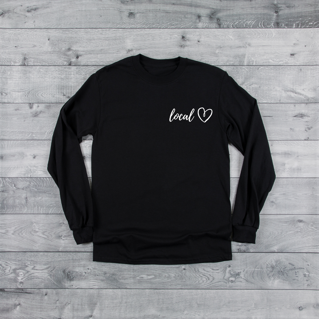 Local Love |  Unisex Jersey Long Sleeve Tee