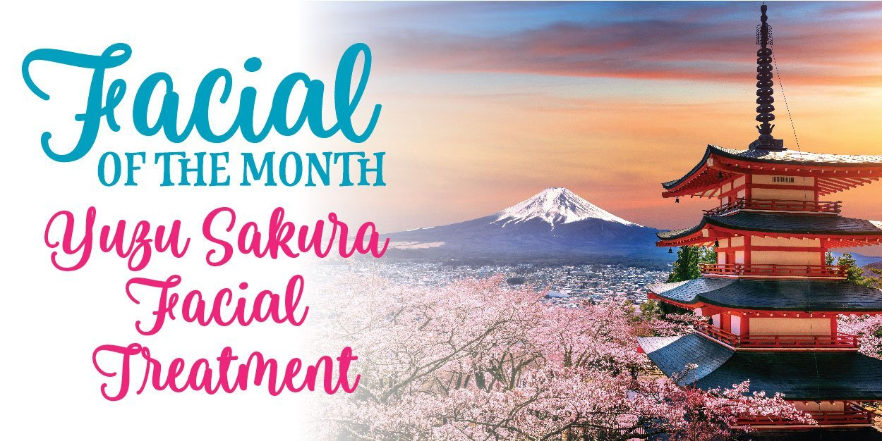 Gorgeous Skin Spotlight: Yuzu Sakura Facial Treatment | Raspberry Moon Shop