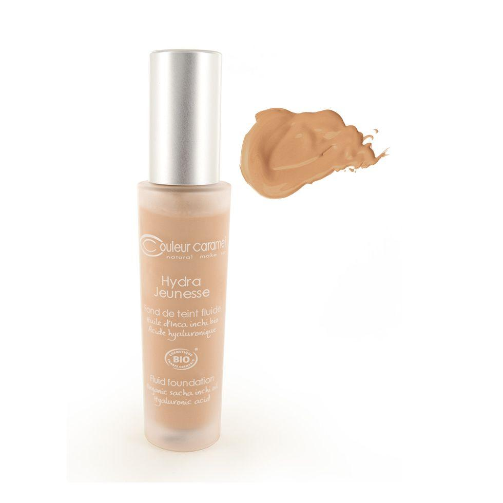 Couleur Caramel Hydra Jeunesse Fluid Foundation - Raspberry Moon Shop