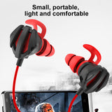 Portable Earpiece With Dual Mic