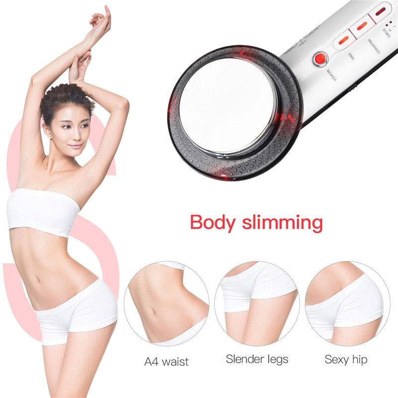 ✨ 3 in 1 Infrared Body Slimming Massager