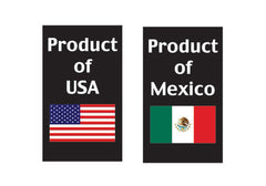 2 slot - product of USA / mexico inserts<p>A2113018