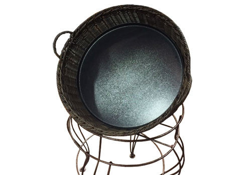 Alco Design | baskets with decorative frame