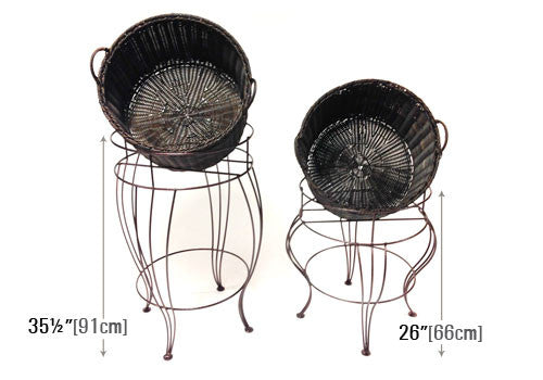 Baskets with Decorative Frame [BDF]