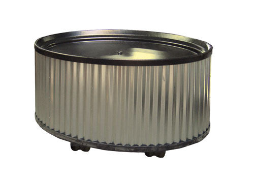 Corrugated Large Oval Bin [BLO100-COR]