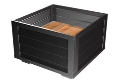 slat sided 5-level square bin<p>BLSS5