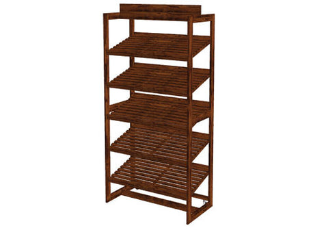 5 shelf bakery display<p>BR250