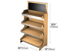 1 sided snack rack<p>DC208