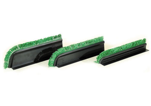 Black Curved Divider + Green Parsley [DPCB-GR]