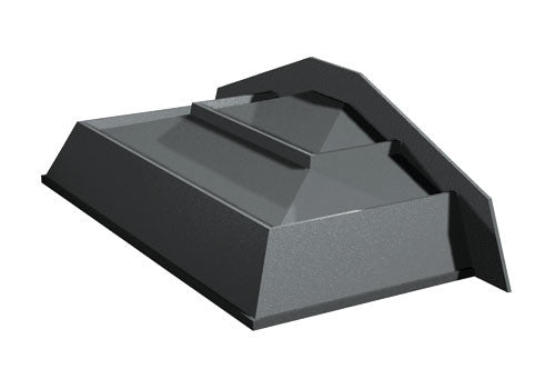slant modular dry table end risers<p>DTR40E