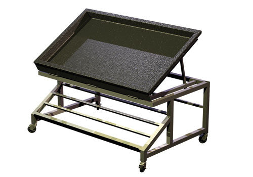 6' steel euro table<p>EU20