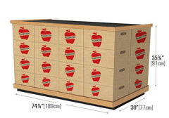apple box endcap<p>EU45EC