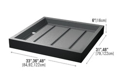 EUT131<p>insulated ice pan