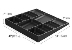 euro table tray<p>EUT206