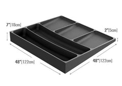 EUT207<p>euro table tray