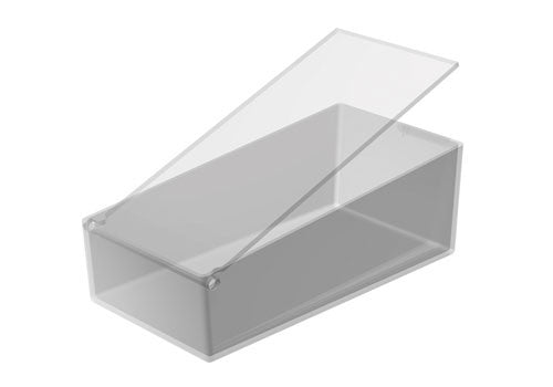 narrow tray with lid<p>PDT21L