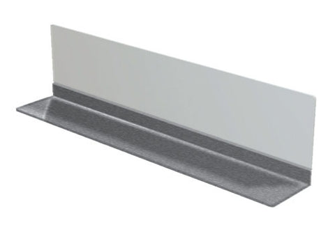 front fence with aluminum base<p>PFI1