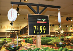 3 shelf farm stand display price sign<p>PTHW-1618