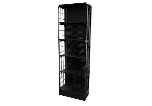 5 shelf free standing end cap display<p>SB