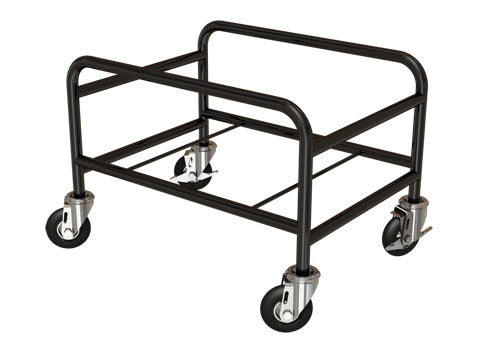 Plastic Shopping Basket Metal Stand [SPB-STAND]