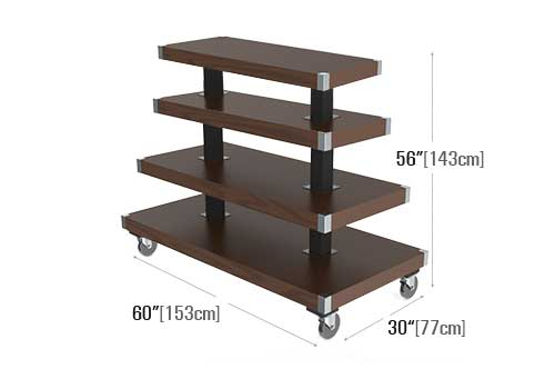 4 Level Shelf Table [BAK104]