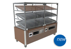 3 shelf bakery display<p>BR500