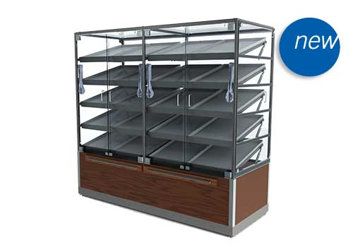 5 shelf bakery display<p>BR502