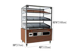 3 shelf bakery display<p>BR503