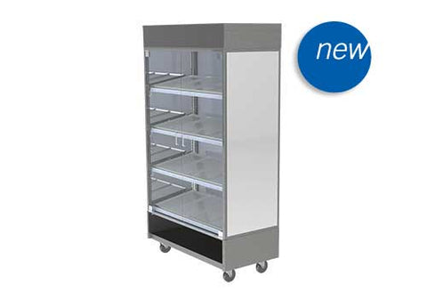 bakery metal and wood display<p>BR510 | BR510W