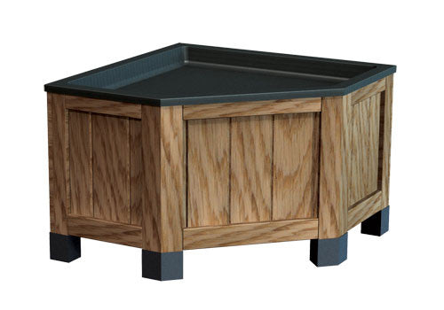OB800-363625<p>multilevel russian maple wooden orchard bin