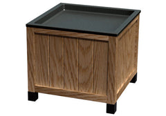 multilevel russian maple wooden orchard bin<p>OB800-363632