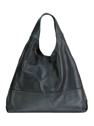 HALCYON triangle tote