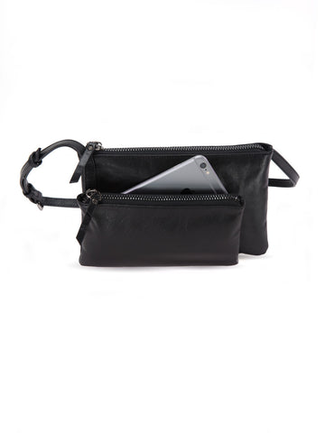 KAIROS 2-pocket crossbody