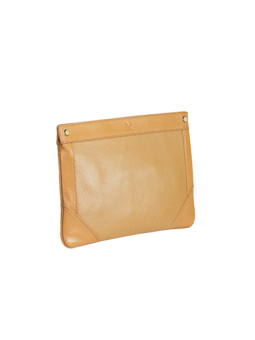 LACUNA sleek clutch