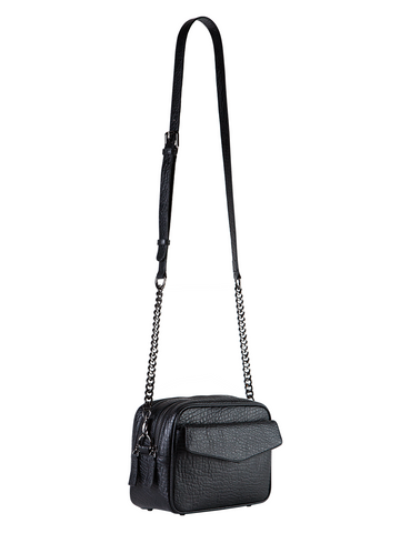 ORENDA dual compartment crossbody
