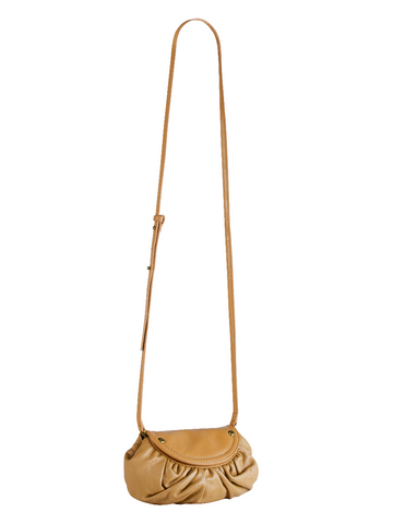 BIJOU crescent crossbody bag & clutch