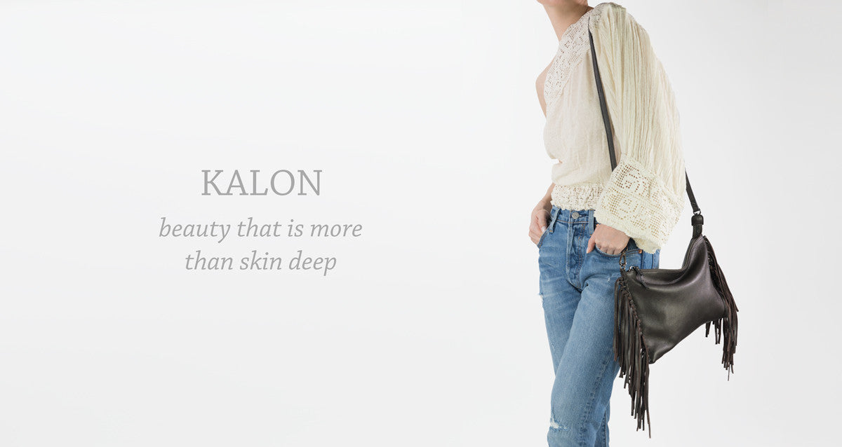 Kalon crossbody bag clutch