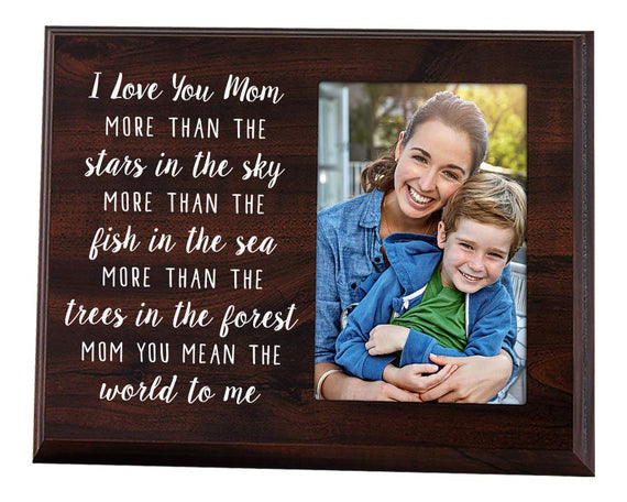 I Love You - Mother Gift Picture Frame