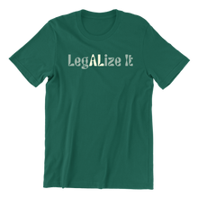 Load image into Gallery viewer, LegALize It Tee