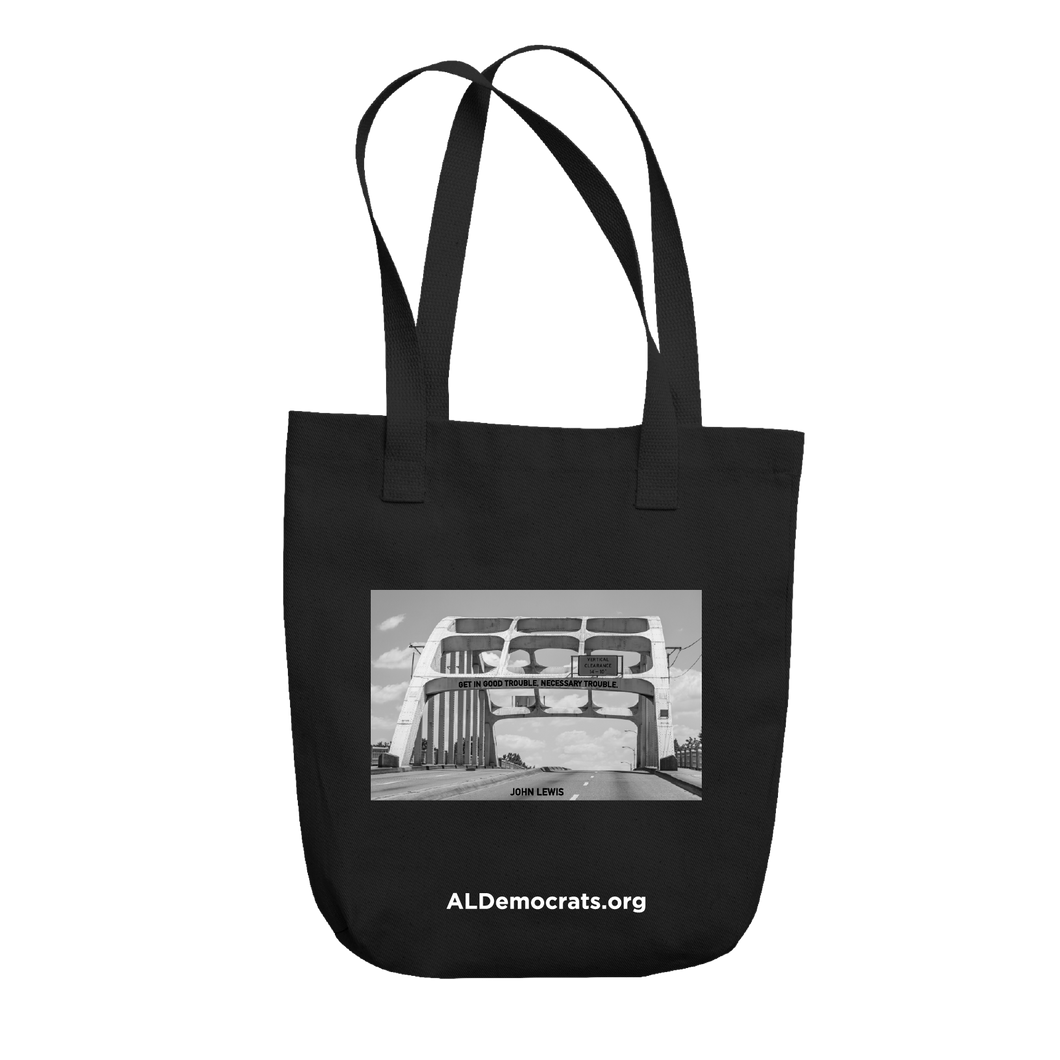 Good Trouble Tote