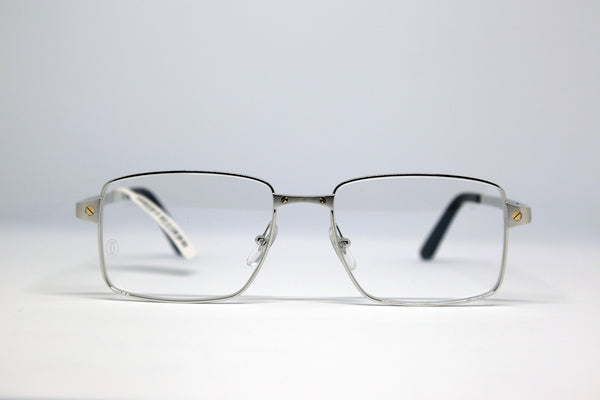 CARTIER Men's optical frame