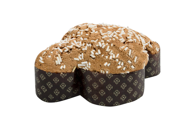 Colomba de chocolate