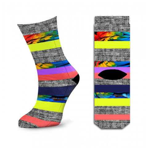 Chaussettes Color Design V4