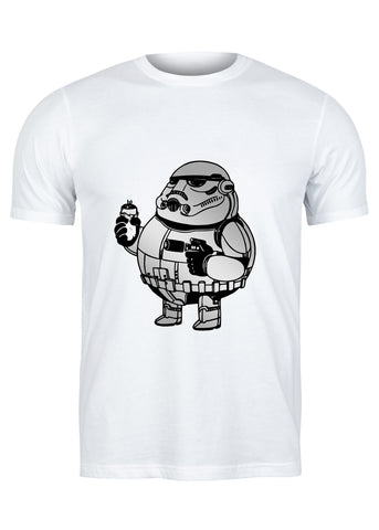 T-Shirt Fat Trooper - Homme