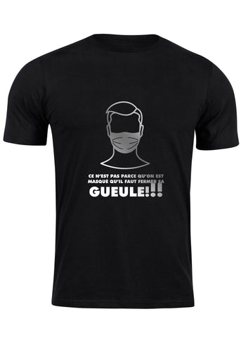 T-shirt Masque - Homme