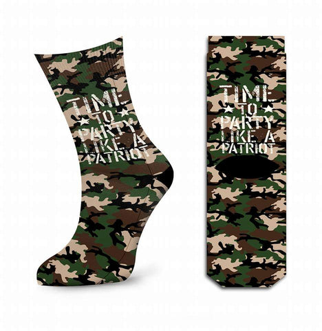 Chaussettes Army