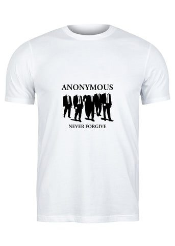 T-Shirt Anonymous - Homme
