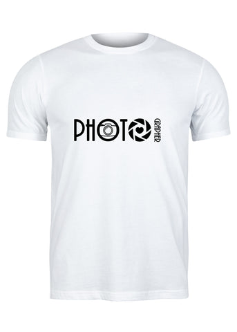 T-Shirt PhotoGrapher - Homme