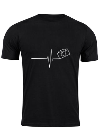 T-Shirt Cardio-Photo - Homme