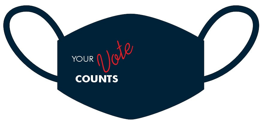 Your Vote Counts -Side Display